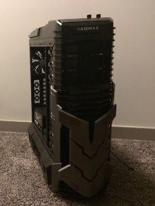 Computer Power Supply and Case