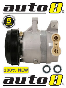 BRAND-NEW-AIR-CONDITIONING-COMPRESSOR-TO-SUIT-HOLDEN-COMMODORE-VT-VX-VY-V6