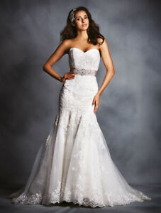 Multiple Alfred Angelo Store Sample Wedding Gown-NWT