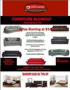 Mattresses and boxspring Blowout!