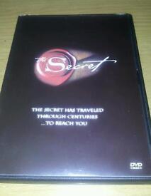 The Secret DVD by Rhonda Byrne (Self Help)