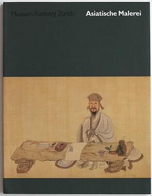 Asian painting, India, China, Japan traditional arts,1994 Museum catalogue