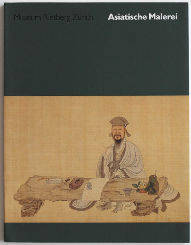 Asian painting, India, China, Japan traditional arts,1994 Museum catalogue