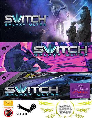 Switch Galaxy Ultra + 2 DLC PC Digital STEAM KEY - Region...