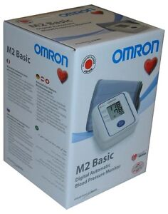 *Brand NEW DIGITAL Blood Pressure Monitor OMRON M2 Upper Arm