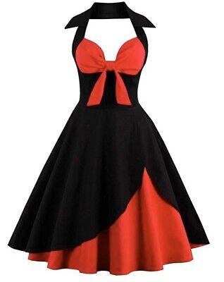 Damen 50iger Vintage Kleid