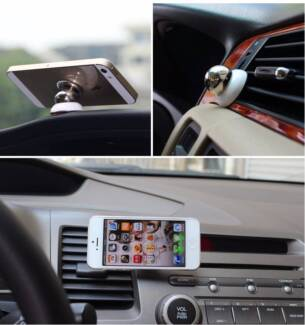 NEW Magnetic Magnet Car Mount Holder For Universal Mobile Phone Prestons Liverpool Area Preview