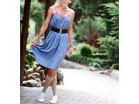 Amazing silk dress UK8