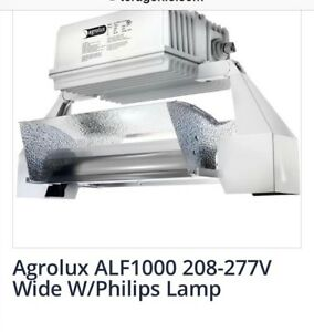 DOUBLE ENDED HPS Agrolux ALF 1000 W grow lights
