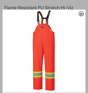 Wind and waterproof overalls - size XXL