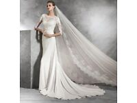 Lovely, never worn PRONOVIAS wedding dress - Tane