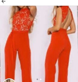 In the style billie faiers jumpsuit