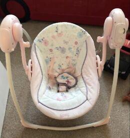 Baby swings comfort harmony for sale