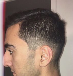 Mens Complete Haircut for 12$
