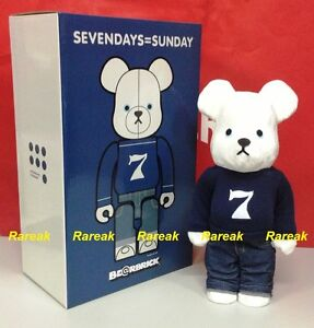 Medicom-Be-rbrick-2014-Seven-days-400-Sevendays-Sunday-Bearbrick-1pc