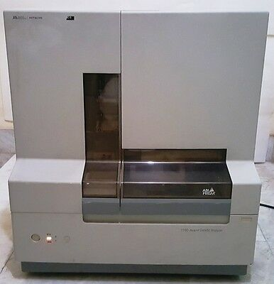 Applied Biosystems Abi Prism 3100 Genetic Analyzer Ships World Wide
