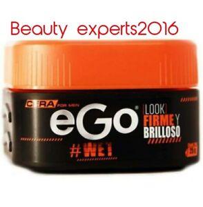 EGO CERA # WET LOOK FIRME & BRILLOSO  WET HAIR WAX FIRM & BRIGHT LOOK 25g