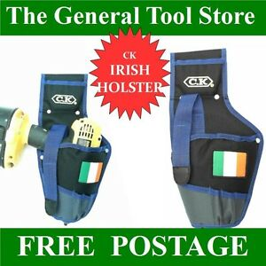 CK-IRISH-DRILL-HOLSTER-DRILL-HOLDER-SYNTHETIC-FITS-BELT-C-K-TOOLS