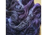 :Rios #227: 100/% superwash merino yarn Volcan Malabrigo