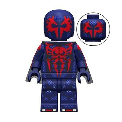SPIDERMAN 2099 MARVEL COMICS MINIFIGURE FIGURE USA SELLER NEW IN PACKAGE