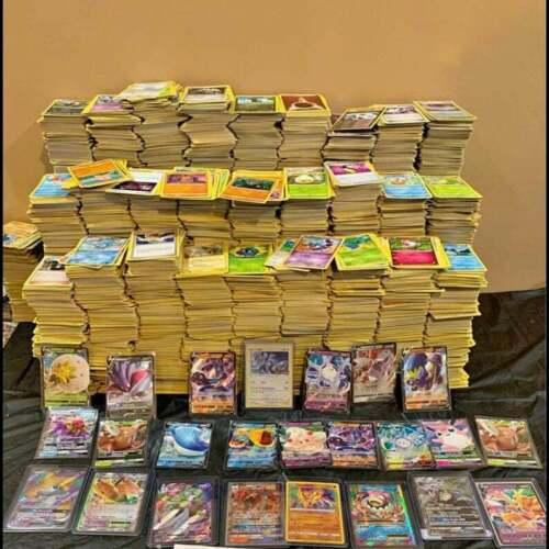 Huge Pokemon Card Lot (200+ Cards)