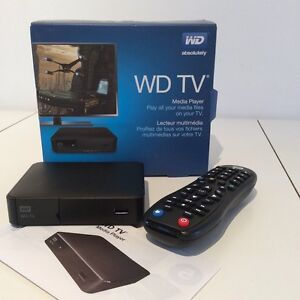 WD TV - Media Player C3H