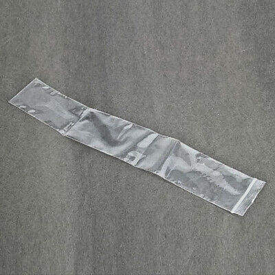 2 X 12 2 Mil Zipper Clear Plastic Bags For Incense Sticks Crafts