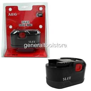 AEG B1415R  14.4 V  1.5 ah NICAD B1415R REPLACEMENT BATTERY GBS SYSTEM