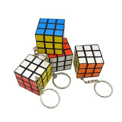 25 piece puzzle cube wholesale joblot bulk key rings new rubix keyrings 52p each