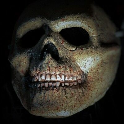 Skull Mask - Unique & Exclusive Item! 100% USA Made! Vintage Skull Mask](Fx Latex Halloween Masks)