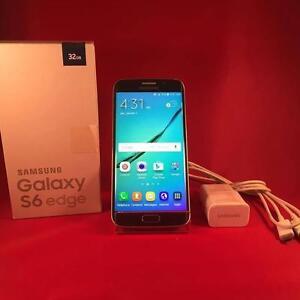 Samsung Galaxy S6 Edge déverrouillé pour tous les réseaux état 10/10