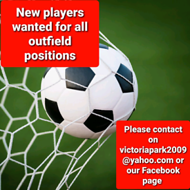 Glasgow grassroots team looking for players