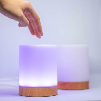 Single Long Distance Friendship Lamp, WiFi touch lamp, friend gift, housewarming