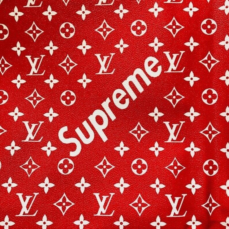 Louis Vuitton Supreme Fabric  | In London | Gumtree