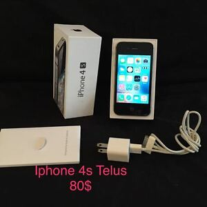 Iphone 4s Telus/Koodo en excellent état !