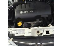 Vauxhall engine 1.3 Cdti COMBO / CORSA / Meriva Z13DT 2005-11 Engine