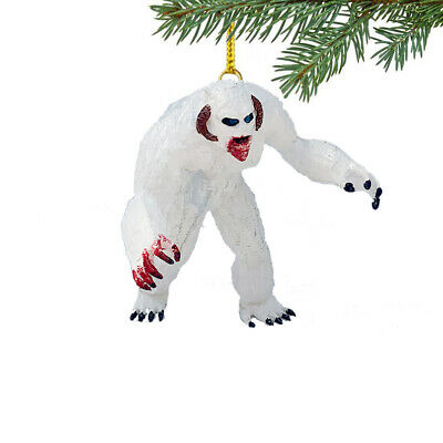 Star Wars Hoth Wampa Christmas Ornament Tree Decorations Lights Holiday