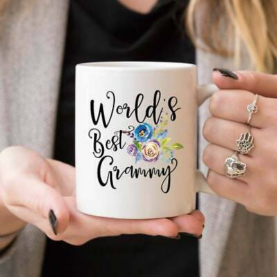 Worlds Best Grammy Grammy Mug Gifts for Grammy Grammy Coffee Mug Grandmother