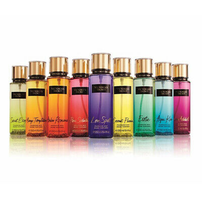 VICTORIA'S  SECRET FRAGRANCE  BODY MIST SPRAY  250ML FOR HER NEW PACKAGING