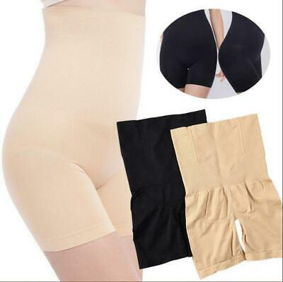 Shapermint Empetua High Waist Tummy Control Shapewear Panty Womens Thigh Slimmer