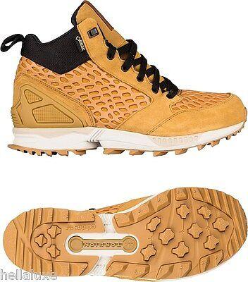 22b5b7ac4399c Adidas ZX GORE-TEX TAC SHIELD GTX TRAIL Boot Hiking TORSION Shoe terrex~Men