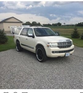 Lincoln Navigator trade for toys side by side atv etc