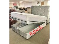DOUBLE / King Size Ottoman Bed