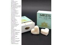 Darceys luxury soy wax candles & melts
