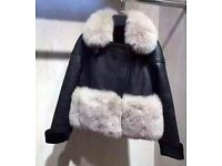 Shearling Jacket - brand new