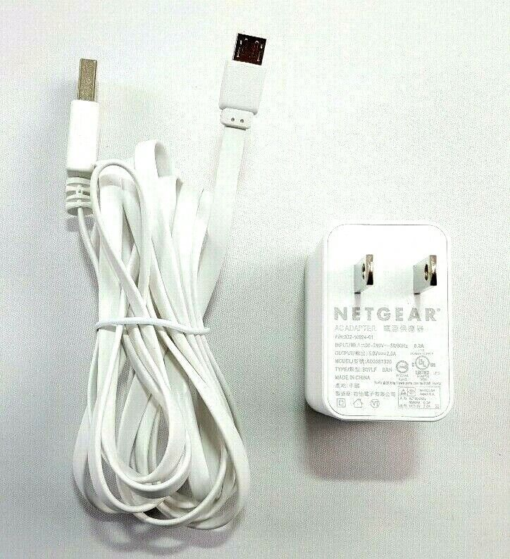 Arlo Battery Charger  USB Cable Pro Pro 2 Security Light GENUINE Netgear