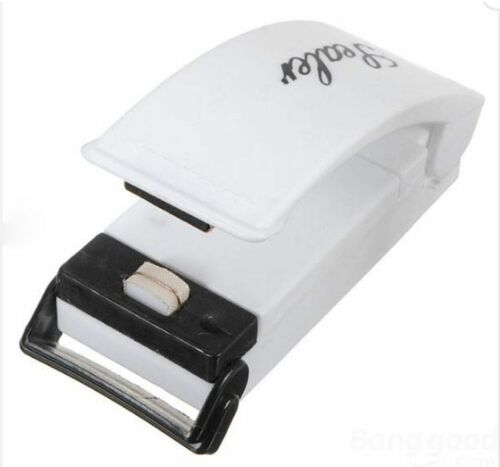 2016 Handy Portable Plastic/Food Bags Mini Sealer Sealing Machine Heat Sealer IF