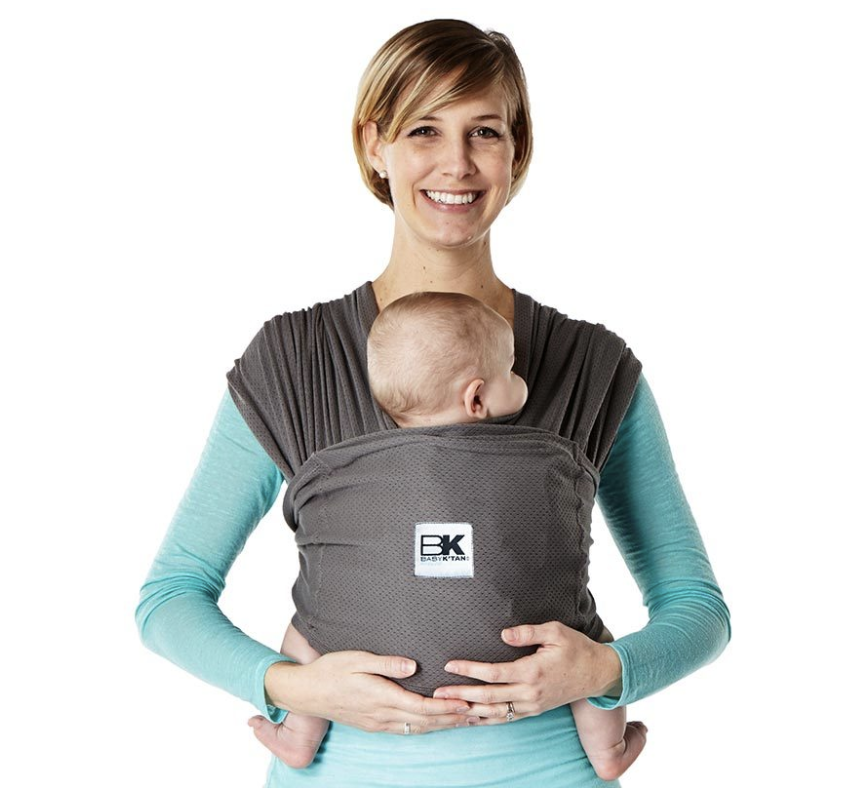 Baby K'tan BREEZE Mesh Baby and Infant Carrier Wrap Sling - Customer Return