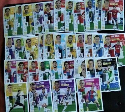 Lote 35 Cromos Tercera Edicion Liga Este 2020/2021 Set 3ª Edicion completa...