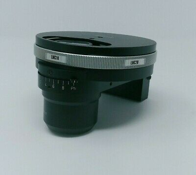 Leica Microscope Condenser Hoffman Modulation Contrast S400.5 521225